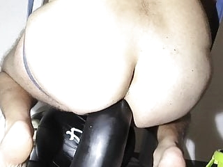 little bit fun anal black dick