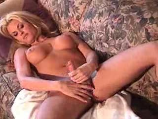 Shemale - Barbie - Masterbates and Cums all Over Herself