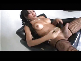 Mix of shemales cumming