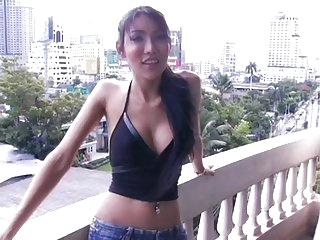 Hot Asian for Deepthroat and Anal