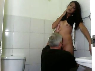 Sexy Asian TS samanthasurprise blow-job