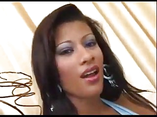 latina tranny gets nailed