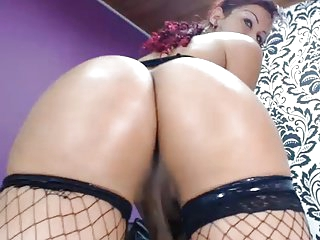 Big ass Colombian Tgirl