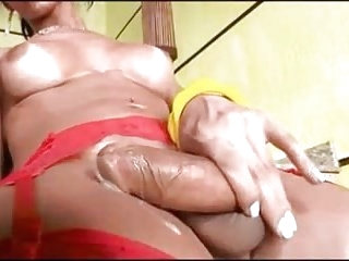 Shemale Cumshot Compilation #1