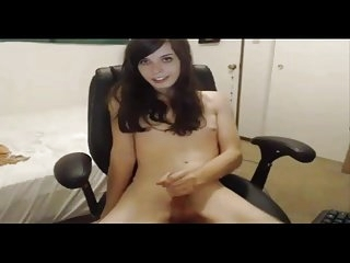 Very Very Cute TGirl on Cam