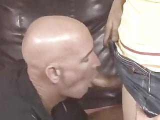 shemale fucks friend on the couch